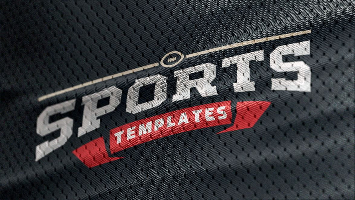 Download Sports Jersey Texture Psd Logo Mockup On Behance Logo Mockup Behance Design Sports Templates