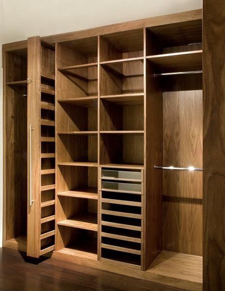 Menu0027s closet Closet Pinterest Armario, Vestidor y Placares