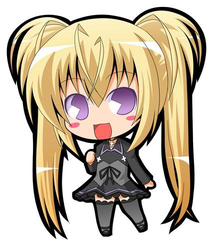 Cute Anime Chibi Girl Mewarnai (avec images) Chibi