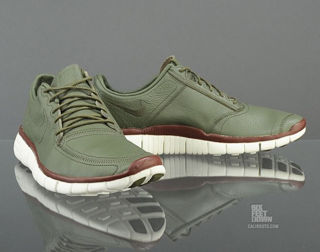 nike free 5.0 v4 deconstruct leather repair