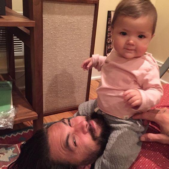 Jason Momoa Samoan: Pictures Of Jason Momoa With Babies