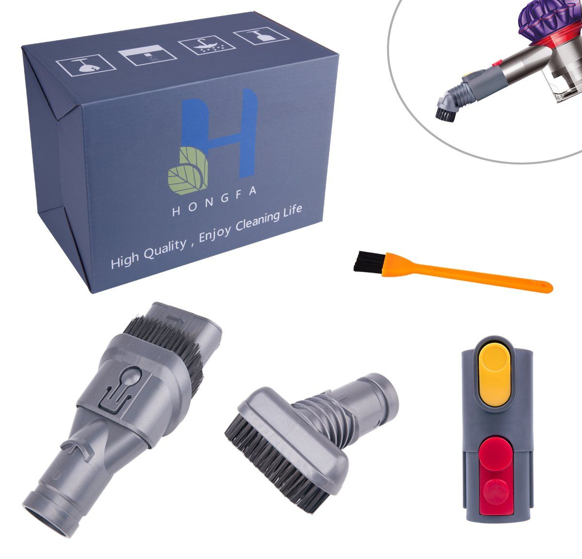 Accessoires Dyson V8 Dyson V8 V7 Household Vacumm Parts Hongfa Replacements For Dyson