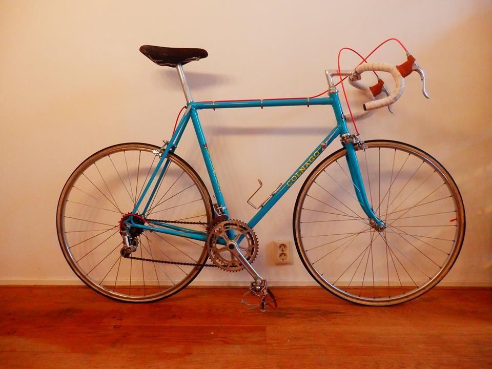 Te Koop Colnago Maat 58 Italiaanse Racefietsen Racing Bikes Road Bike Cycling Vintage Bikes