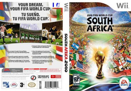 Wii Games 2010 Fifa World Cup South Africa All In One Fifa World Cup World Cup Fifa
