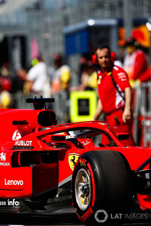 Sebastian Vettel, FP1, Melbourne (With images) Race cars