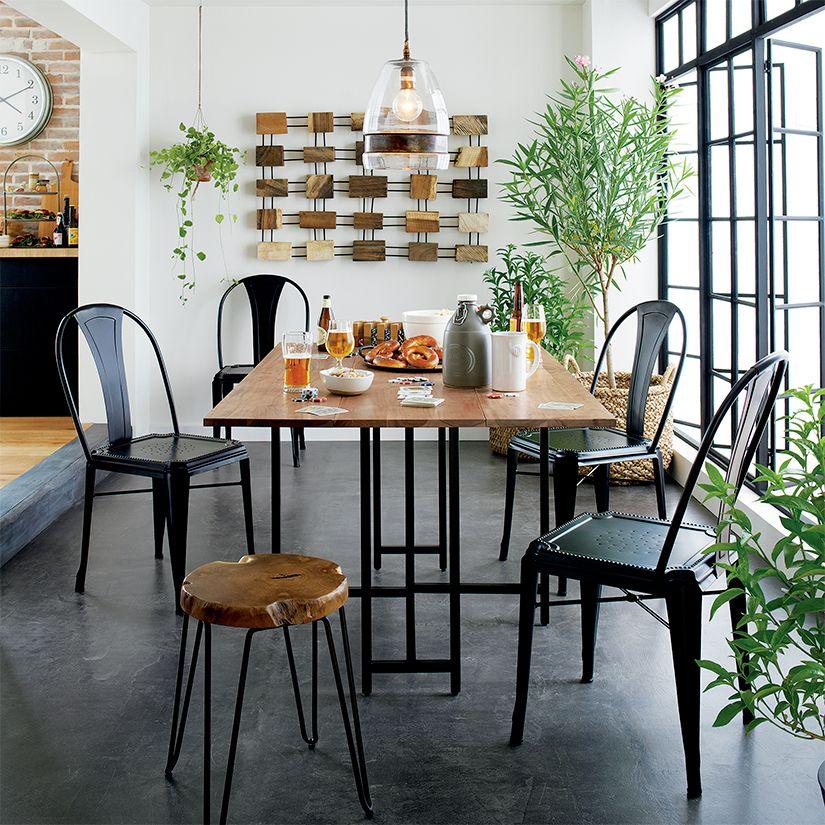 Table Extensible, Meuble Salle à