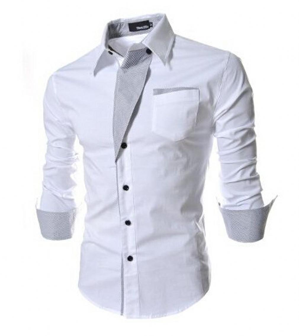 QualityUC Mens American Clothes Fashion Casual Stylish Shirt