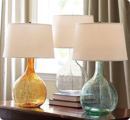 Eva colored glass table lamps bottlesrandom glassshadelamp kit eva colored glass table lamps bottlesrandom glassshadelamp kit pb aloadofball Choice Image