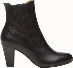 Click Image Above To Purchase: Geox Marian St. Abx D24y2n (women's) - Black Leather