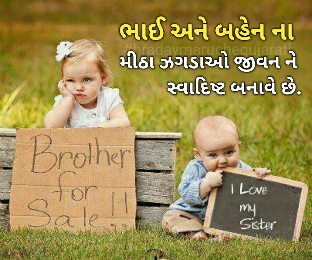 Brother Sister Fighting Quotes In Hindi