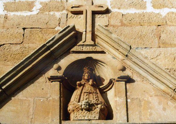 Virgen Del Arroyal