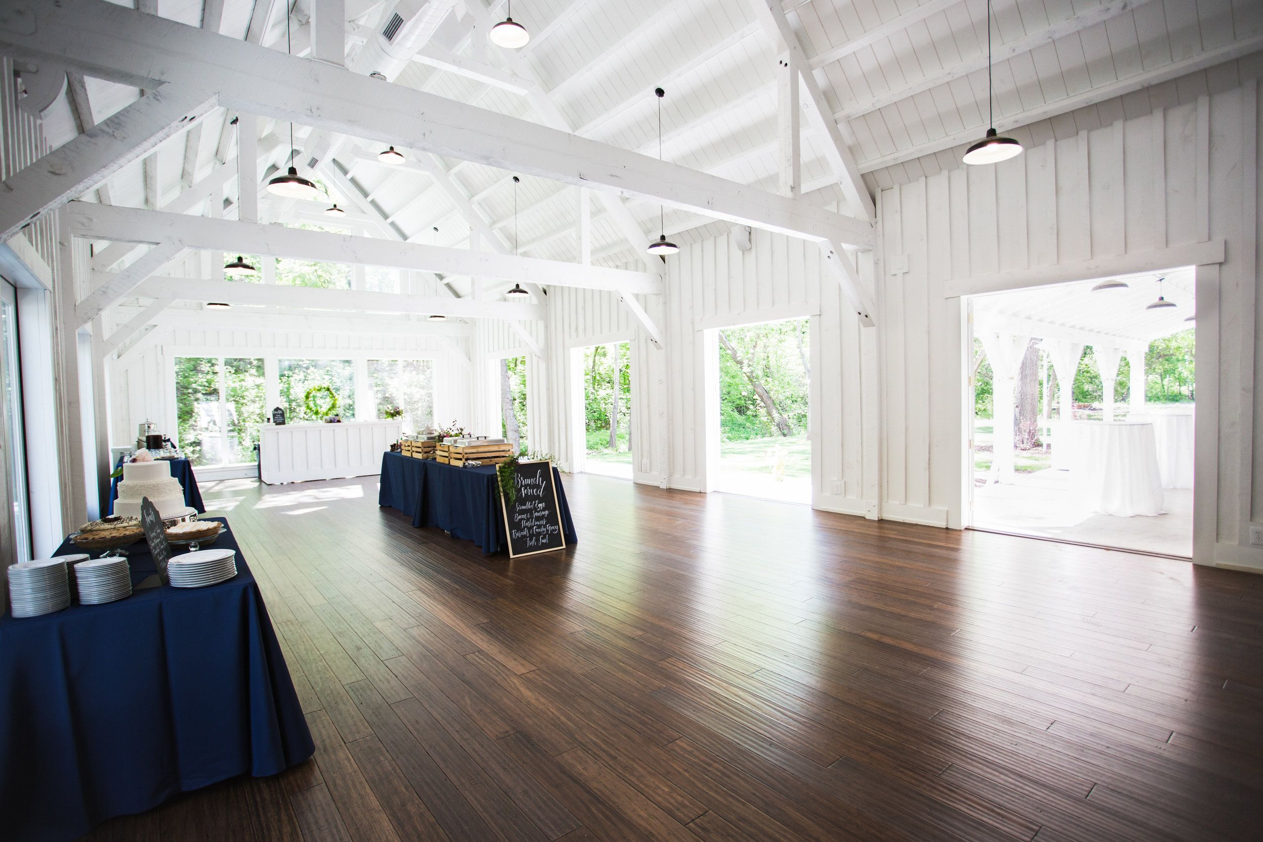 farm wedding venues minneapolis%0A Allwhite barn  Dream Wedding Venue  Spain Ranch Jenks  OK Photo