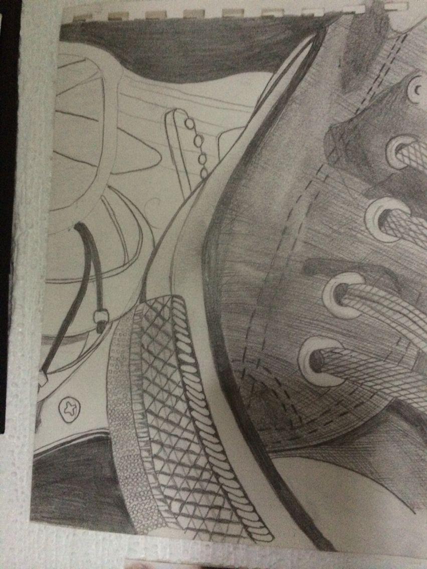 Random pencil work.