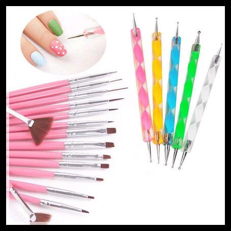 Tahmini Teslimat Zamani Nail Art Brushes Nail Art Designs Nail Art Tools
