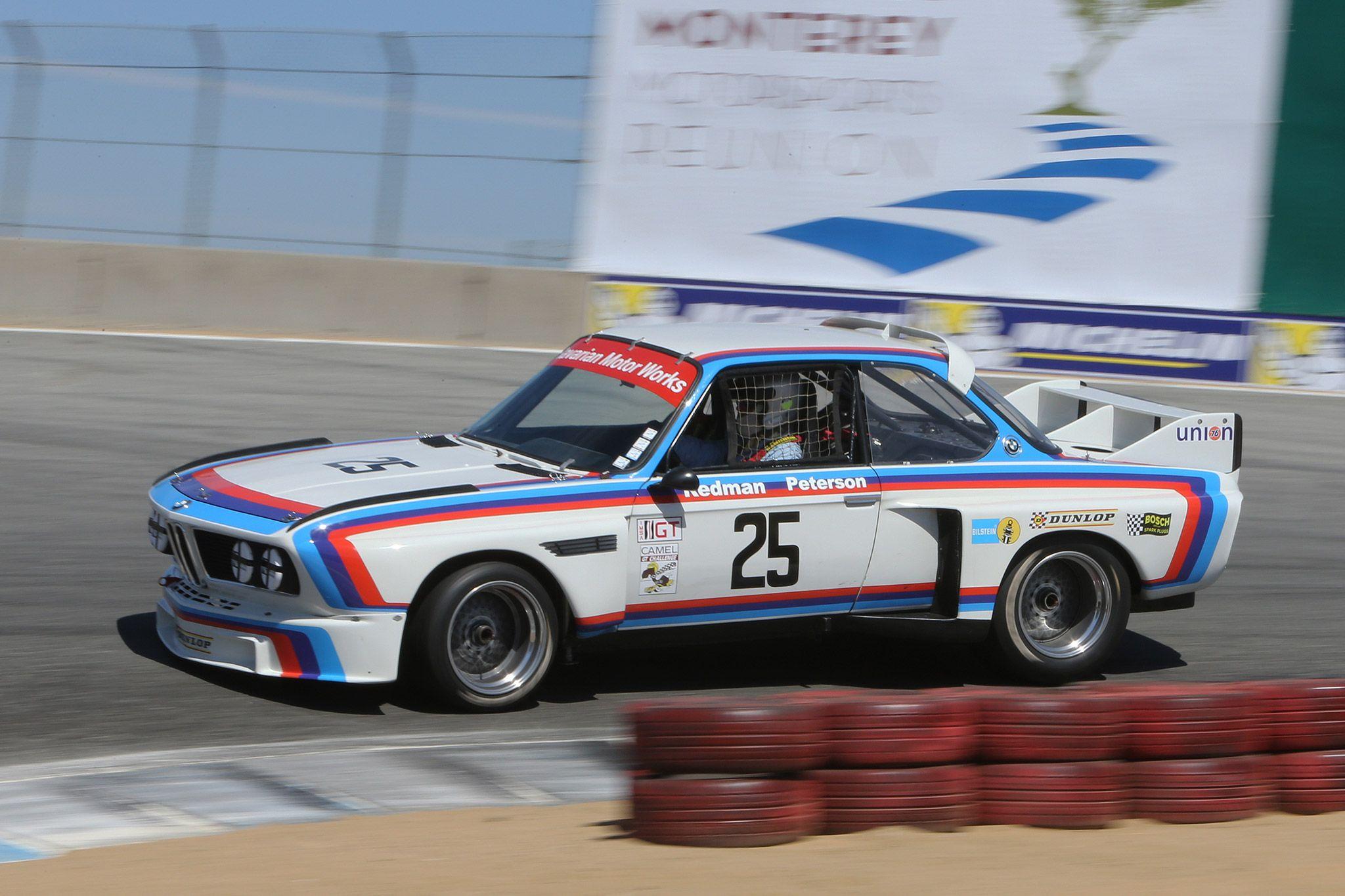 bmw-30csl-race-car-monterey-motorsports-reunion   PROTOTYPES ET ...