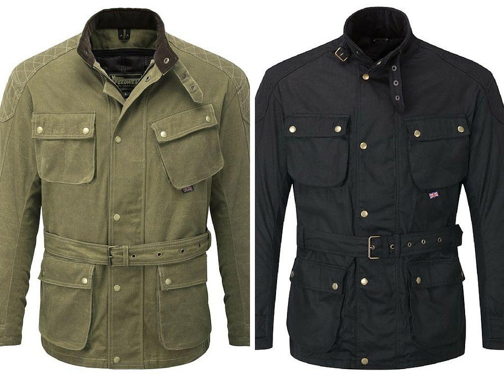 Black Pulford Jacket 163 149 00 Waxed Cotton Jacket