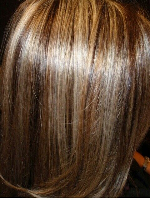 Stranchen Haar Styling Haarfarben Highlight Frisuren