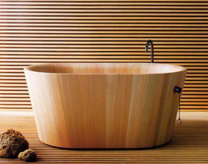 bañera madera oriental - Buscar con Google decoracion Pinterest