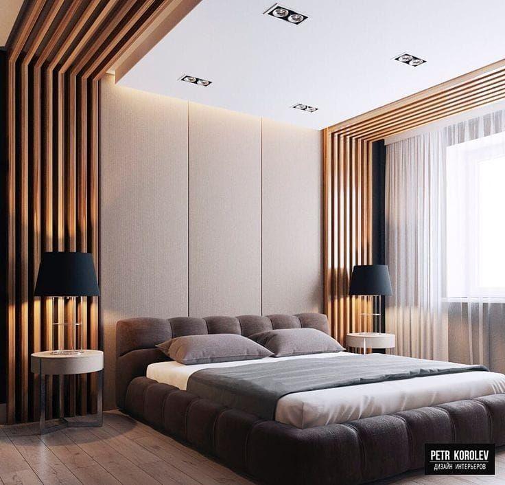Scandinavian Designinterior Plant: Bedroom Interior Design Luxury