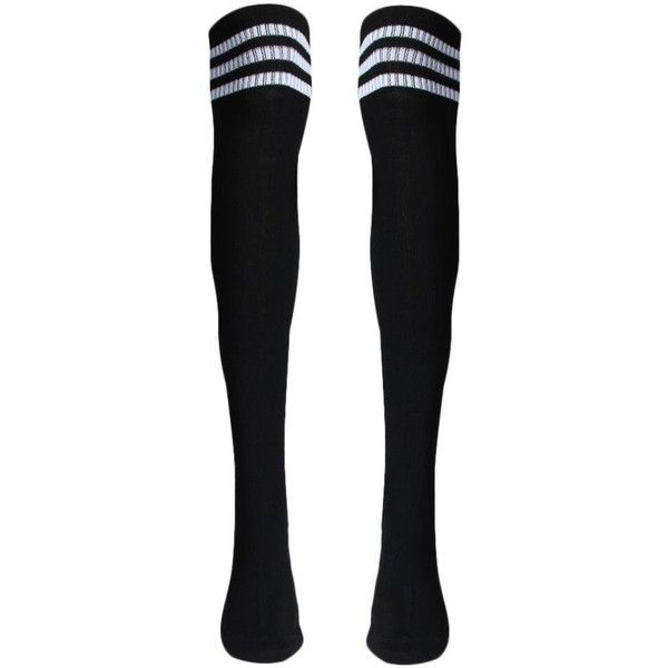 343194f04 Amazon.com  Voberry® Autumn Retro Knee High Tube Thigh High Socks Over.