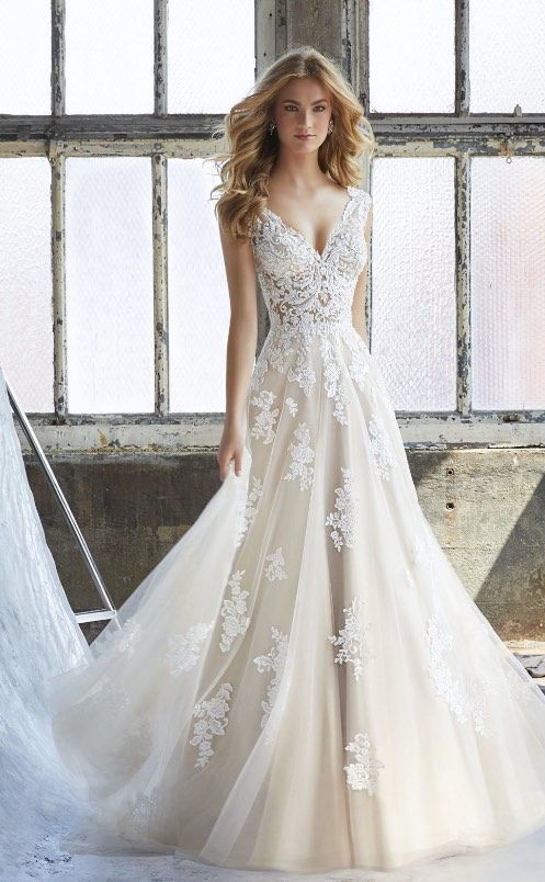 Photo of Wedding Dress Inspiration – Morilee – MODwedding