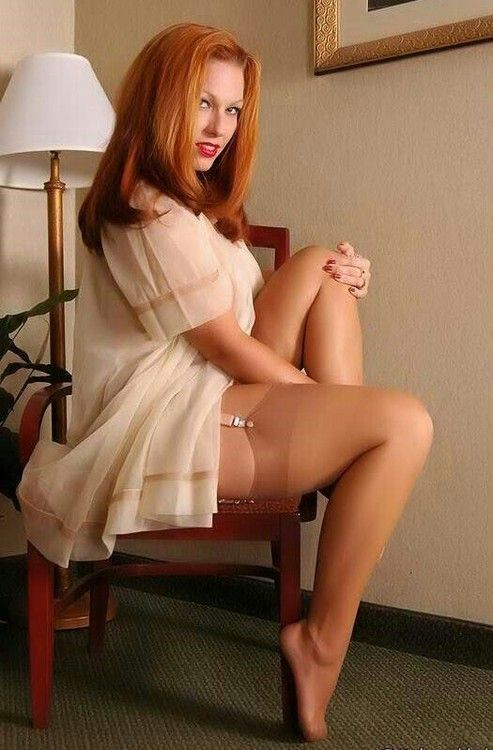 Mature Redhead Bedtime Stories