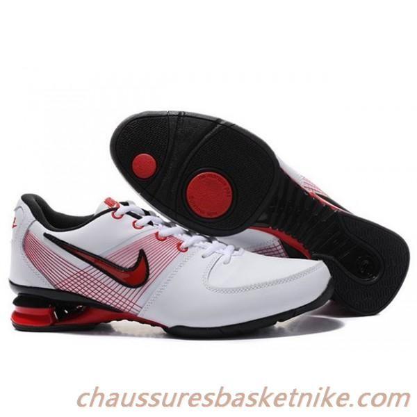 new product low cost great deals Nike Shox R2 9022 Blanc Rouge | Nike, Nike shox, Original air jordans