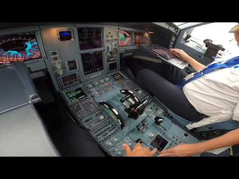 A Longhaulpilots Work. Part 1, Ground Mode, Airbus A330. - YouTube