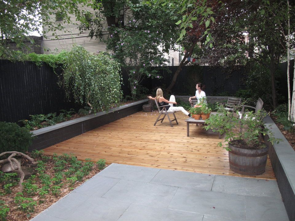 Exceptionnel Brook Landscape Is A Brooklyn Based Landscape Architecture Firm  Specializing In Garden Design Build Services For Brownstones, Townhouses,  Country Estates, ...