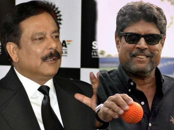 "Former Indian cricket captain Kapil Dev has expressed concern over the arrest of Sahara Group chief Subrata Roy and hoped that an ""extremely patriotic person"" like him will come out of this situation soon. more details http://saharaindiapariwarnews.blogspot.in/2014/03/subrata-roy-is-patriotic-man-kapil-dev.html"
