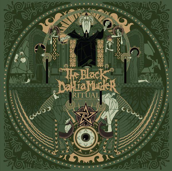 The Black Dahlia Murders - Ritual - by Metastazis