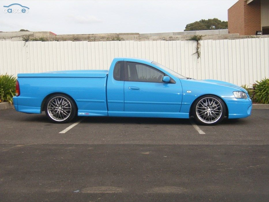 2006 Ford Falcon Ute BF XR8 Sports Automatic Ford falcon