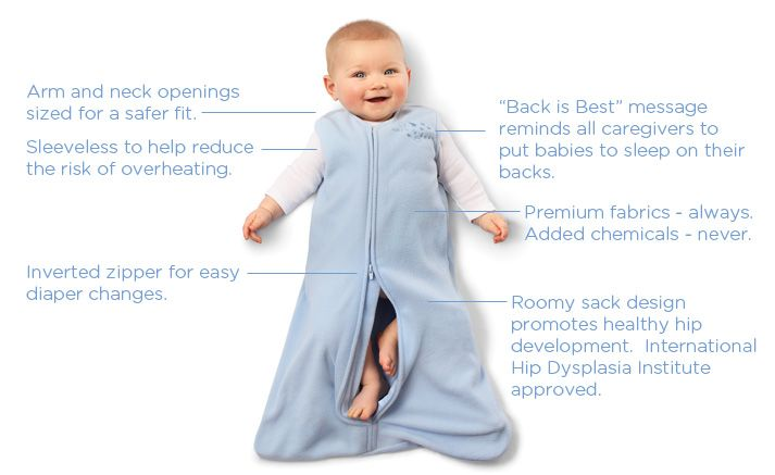 The NapTime Reviewer: HALO Sleep Sack - Reducing the risk of SIDS {Review+Giveaway} Ends 12/3