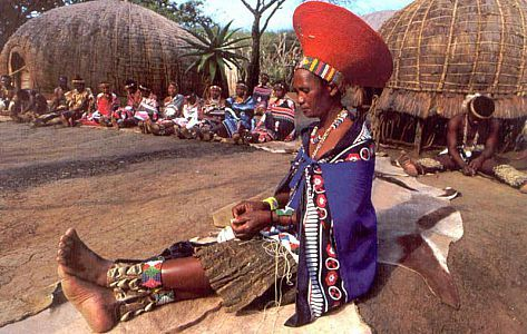 Image result for zulu culture