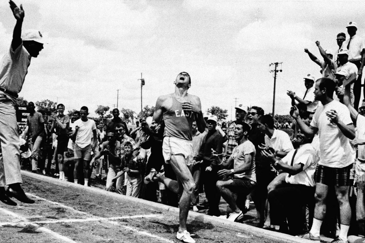 The Four-Minute High-School Mile, 50 Years Later - WSJ