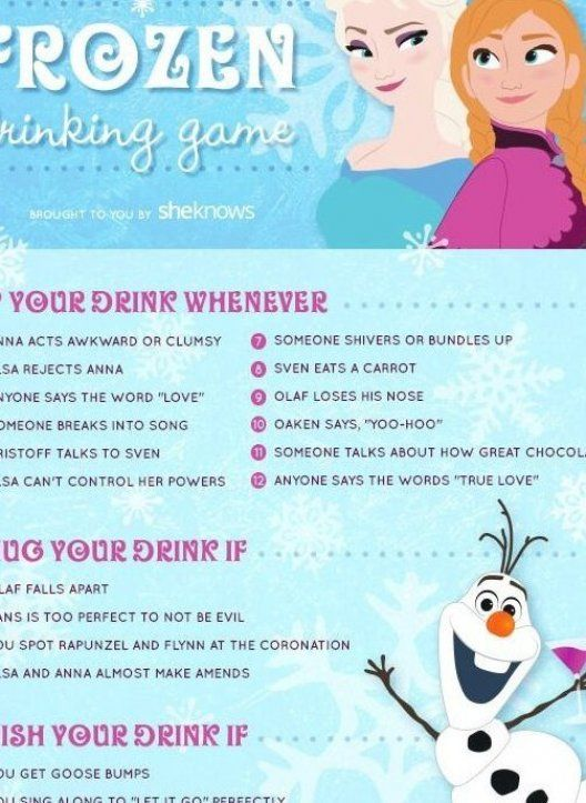 Get Holiday Hammered with 10  Christmas Movie Dinner Games   Frozen Drinking Game #frozendrinkinggame #drinkinggame #christmasmovies #partygames #christmas