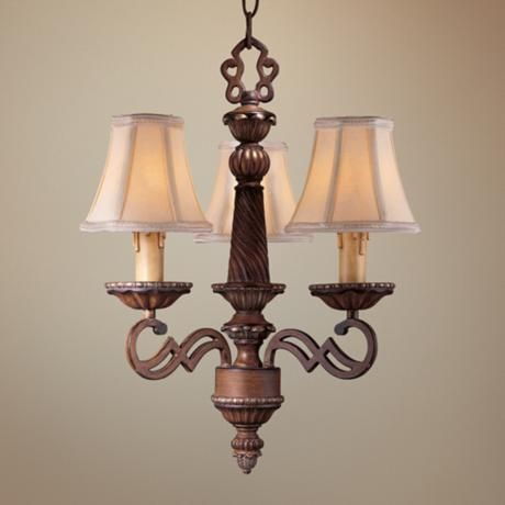 Chandelier Mini Lamp Shades – Chandelier with Lamp Shades