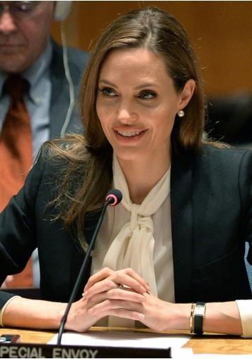 Dunya Ulduzlarinin Sevdiyi Saat Brendləri Angelina Jolie Angelina Jolie Today Angelina