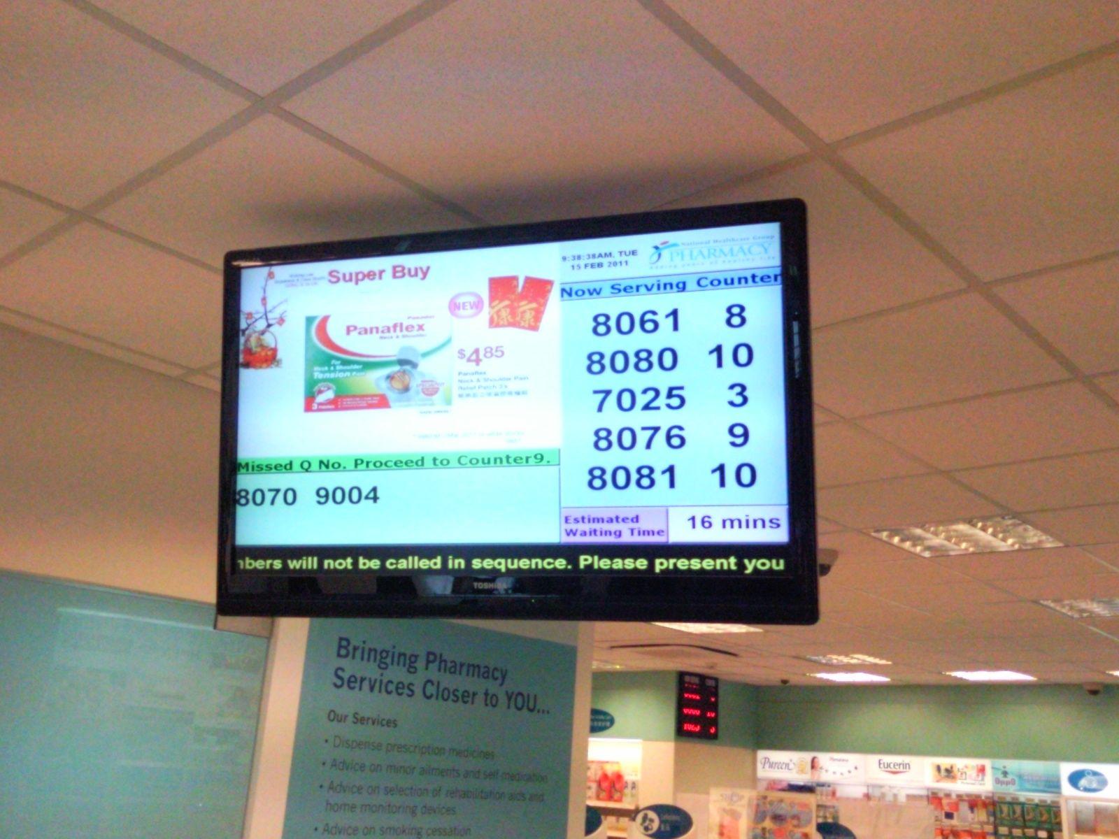 Hospital queue management systems help doctors and nursing