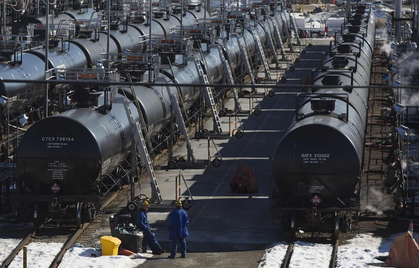 15 states oppose Trump plan to allow LNG shipments by rail