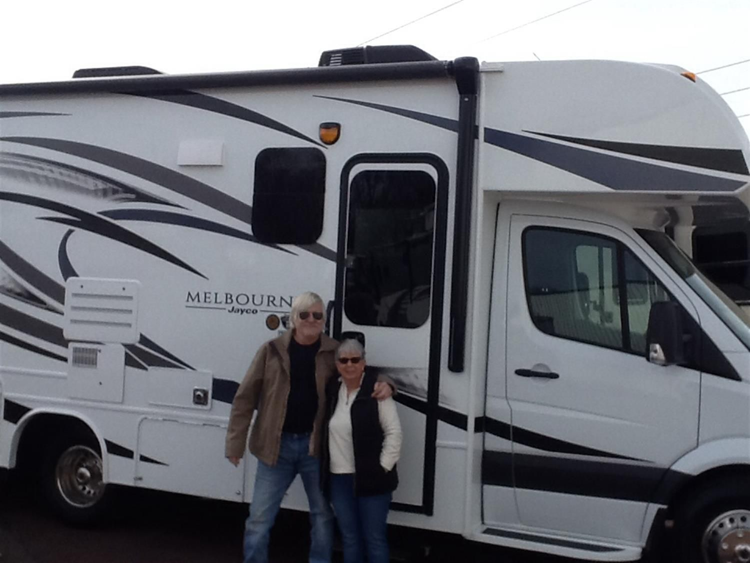Carl We Re So Excited For All The Places You Ll Go In Your 2019 Jayco Melbourne Safe Travels And Best Wishes On Beha Recreational Vehicles Safe Travel Jayco