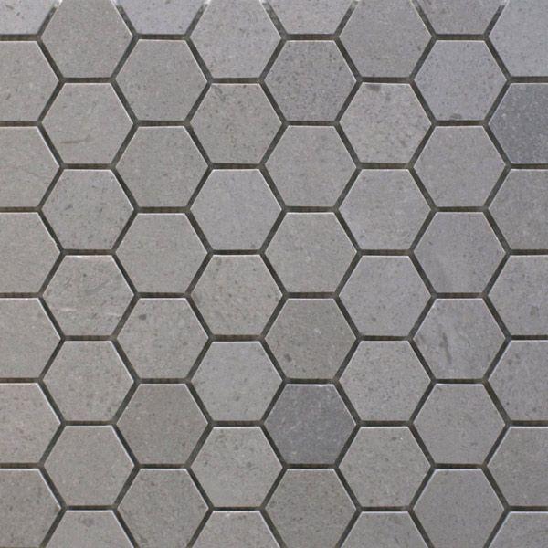 Bathroom Floor Tile Samples 26051-dark-cinder-grey-hexa | flooring and rugs | pinterest | gray