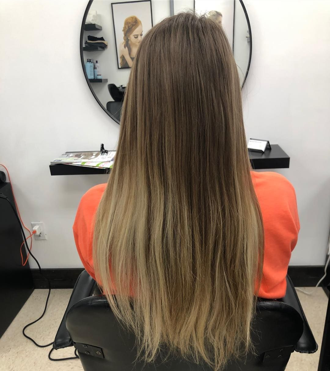 New The 10 Best Hairstyles With Pictures Not Our Work Our New Client Came To Us In Distress Of What Her Current Hair W Hair Styles Long Hair Styles Hair