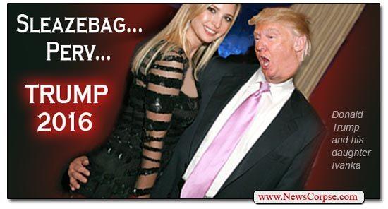Donald trump dating daughter