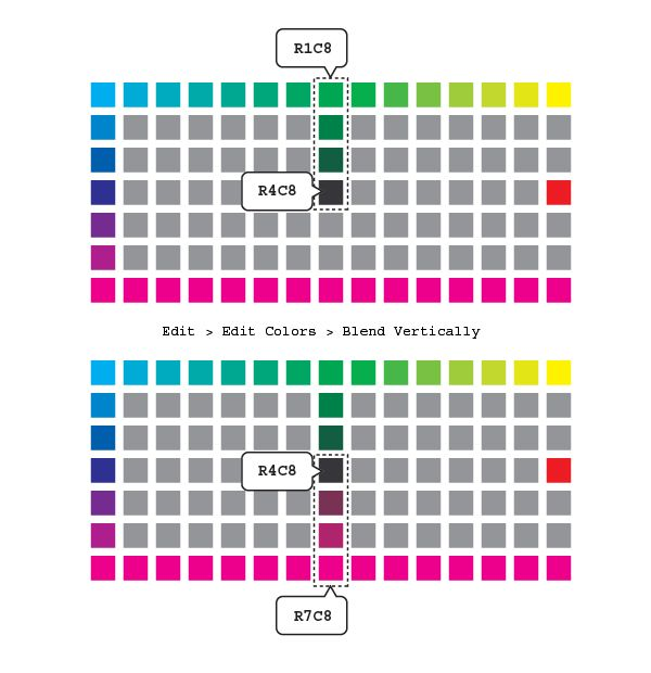 How To Create A Wide Range Of Custom Color Swatches In Illustrator Envato Tuts Design Illustration Illustrator Tutorials Pantone Color Book Color Swatches