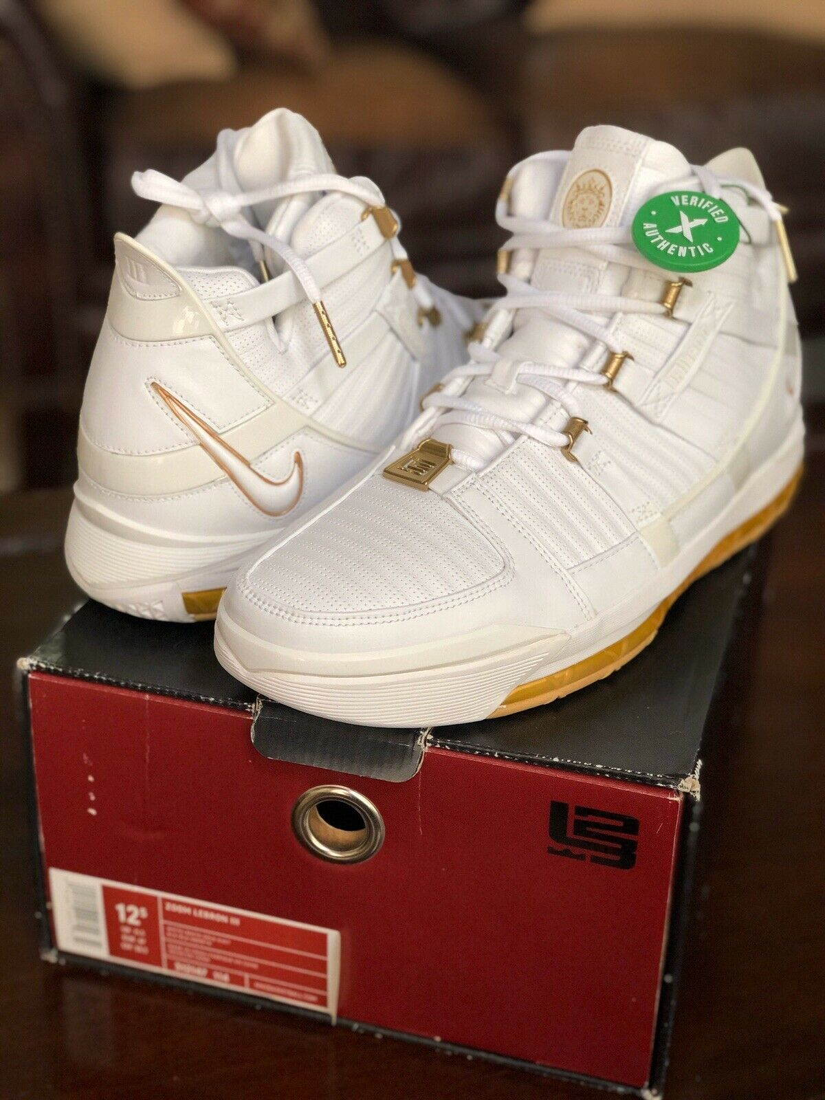 Nike Lebron 3 West Coast StockX