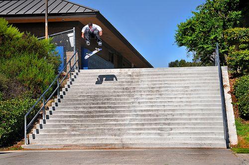 Re Sw F S Flip Eltoro Stairs Skateboard Skate