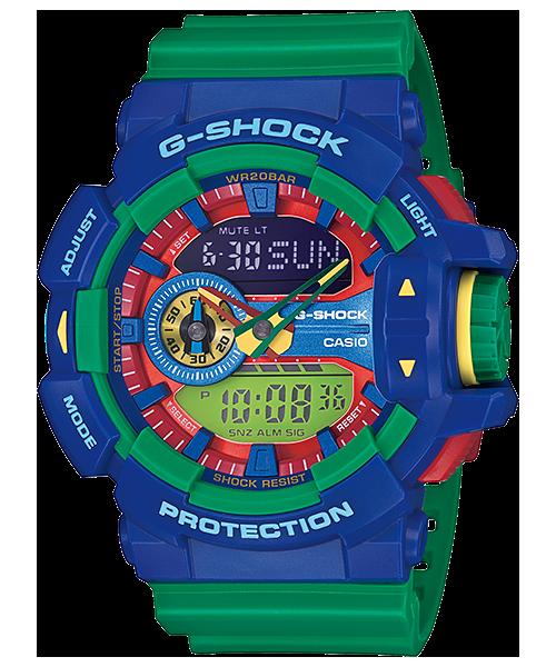 9756af2d6828 GA-400-2A l G-SHOCK ESTANDAR ANALOGICO DIGITAL Relojes G-shock