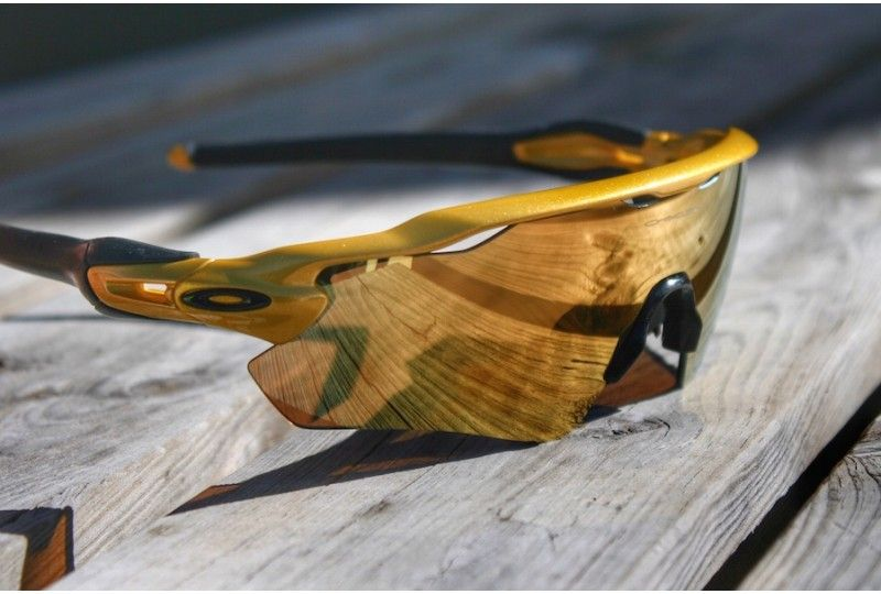 c6cfafdaa6 Radar Ev Path Gold 24k Iridium | Cycling in 2019 | Oakley eyewear ...