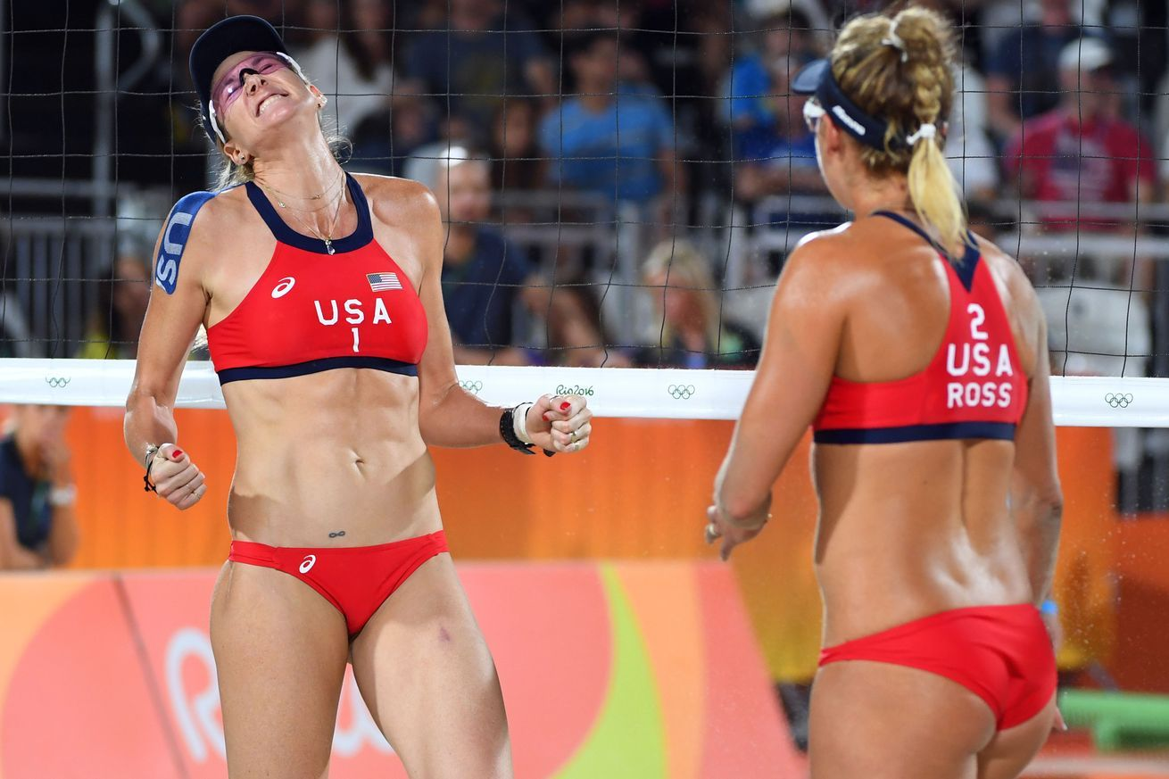 A Uniform Comparison Beach Volleyball Outfits Beach Volleyball Nbc Olympics